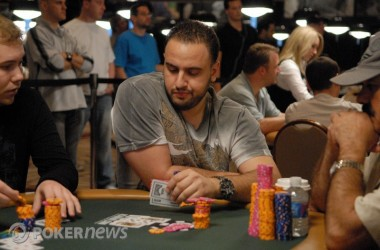 2010 World Series of Poker Day 8: Grinder Looking for Bracelet Number Two, and LeFrancois Wins...