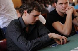 WSOP 2010 Dream Team Lietuva: Marius Mačiukas