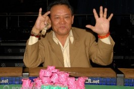 "WSOP – Mizrachi missar, Men ""The Master"" Nguyen vinner Event #10"
