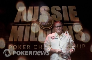 The Aussie Millions on GSN: Dwan, Shak, and Ivey Swing for the Fences