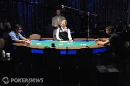 2010 World Series of Poker Day 11: Ο Yan Chen παίρνει βραχιόλι, 18...