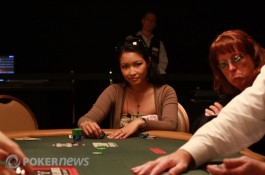 WSOP Dag 15: Oanh Bui naar Dag 2 in Ladies Event