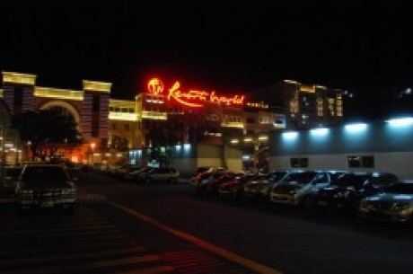 リゾート・ワールド・マニラは日曜のサテライト・シリーズの準備がで...