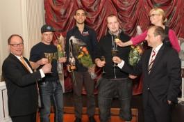Ramzi Jelassi vinner Helsinki Midnight Sun