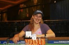 WSOP - Vanessa Hellebuyck vant Ladies Championship