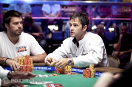 Día 16, 2010 World Series of Poker: Barch y Ashby se llevan el oro, y Katchalov lidera el $10k...