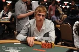 Alexander Ivarsson till dag 3 i WSOP Event #26 - $2500 NLHE 6-max