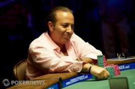 Sammy Farha Vinder Sit 3. WSOP Armbånd