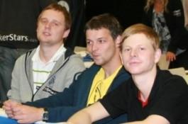 Į Baltijos festivalio antrąją dieną jau pateko 5 lietuviai!