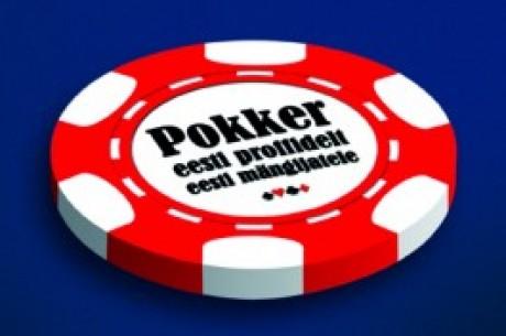 15. juunil esitleti esimest Eesti OMA pokkeriraamatut