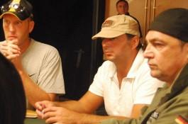 WSOP 2010 Dream Team Lietuva: Turnyro Nr.30 antros dienos apžvalga