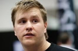 Dominykas Karmazinas vezetésével kezdődik a PokerStars Baltic fesztivál második napja