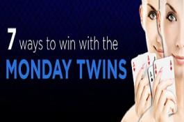 7 начина да спечелите с Monday Twins