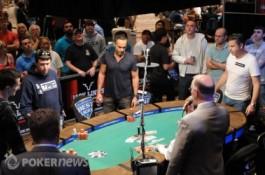 41. WSOP huszonegyedik nap: Hárman ismét pénzbe értek, Bélabácsi továbbjutott