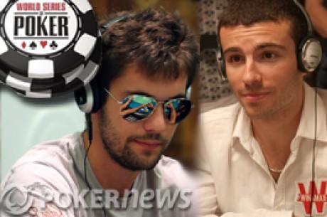 WSOP 2010 : Anthony Roux et Bruno Launais peuvent rêver de bracelet