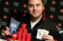 Team PokerStars William Thorson vinner Baltic Poker Festival 2010