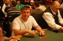WSOP 2010 Dream Team Lietuva: Nerijus Paškevičius