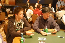 WSOP 2010 Dream Team Lietuva: Turnyro Nr.36 dienos 1A apžvalga