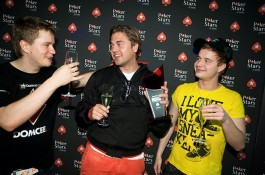PokerStars Baltic Festivali võitis turniiri nimekaim mängija