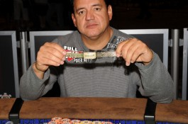 Jose-Luis Velador vinner WSOP Event #33 - $2500 Pot Limit Hold´em/Omaha
