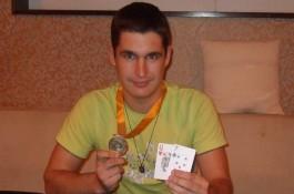 Vilniaus regioniniame turnyre - Kęstučio Bajorūno triumfas