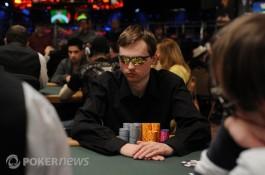 WSOP 2010 Den 24: Martin Kabrhel má pátý největší stack v Eventu #38