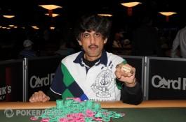 WSOP 2010: Ayaz Mahmood võttis head-up'i võidu
