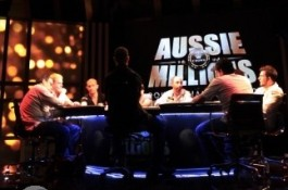 Aussie Millions a GSN műsorán: Már csak nyolcan maradtak
