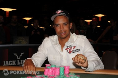 2010 World Series of Poker: Phil Ivey Wins 8th WSOP Bracelet