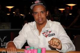 Phil Ivey vinner 8:e WSOP-armband i WSOP Event #37 - $3k H.O.R.S.E