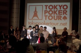 Tokyo Poker Tour Holds Successful Inaugural Event