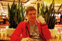 WSOP 2010 Dream Team Lietuva: Tadas Pečkaitis