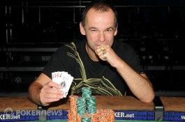 World Series of Poker 2010: Steve Jelinek Wins Brit Bracelet 5 in Event #41: $1,500 Pot-Limit...