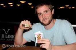 Dean Hamrick vinner WSOP event 42 - $1500 NL Hold´em
