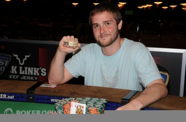2010 World Series of Poker Day 29: Hamrick and Gordon Both Win Their First WSOP Bracelets