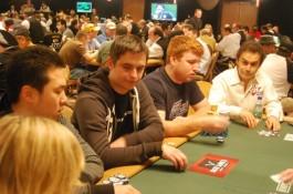 WSOP 2010 Dream Team Lietuva: Turnyro Nr.47 dienos 1A ir turnyro Nr.45 antros dienos apžvalga