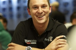 Johan Jacobsson topp 10 inför dag 3 WSOP Event #45 - $1,500 NLHE