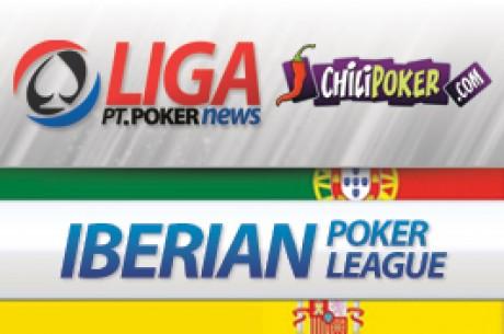 Está de volta a Liga PT.PokerNews, e na PokerStars mais dois torneios Iberian League