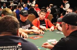 WSOP 2010 Dream Team Lietuva: Turnyro Nr.47 dienos 1B apžvalga