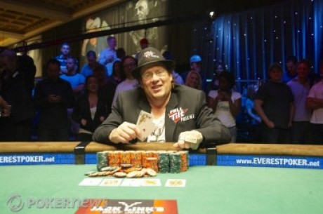 World Series of Poker Dia 30: Gavin Smith vence primeira bracelete WSOP e mais
