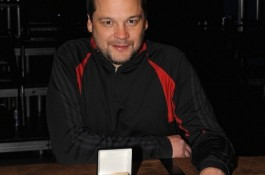 Chris Bell vinner WSOP Event #46 - $5,000 Pot Limit Omaha Hi/lo