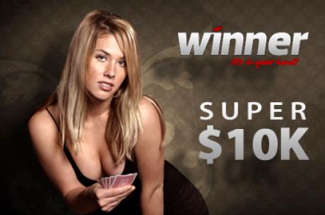 Kvalifikujte se do freerollů o $15,000 na příští týden ve Winner Poker
