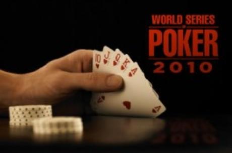 World Series of Poker 2010, День 33: Турниру #47 потребовался еще...