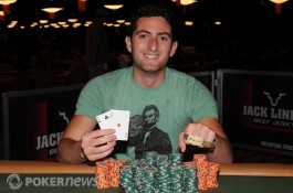 Michael Linn vinner WSOP Event #49 - $1,500 No Limit Hold´em