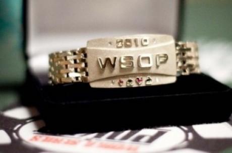 2010 World Series of Poker, Día 33: El Evento #47 se extendió por un día & el Evento #50...