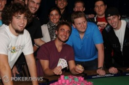 World Series of Poker 2010, День 34: Busse, Linn и Kornuth получают...