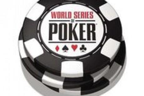 WSOP - oppdatering fra torsdag 1.juli