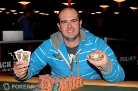 WSOP 2010 Den 35: Welch vyhrál náramek, Juanda vypadl na bublině a další