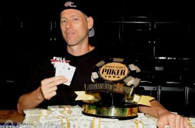 WSOP 2010: Tšempionite tšempioniks krooniti Huck Seed