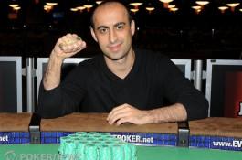 41. WSOP harmincnyolcadik nap: Zsuffa Miklós harmincadik lett, Daniel Alaei megnyerte harmadik...
